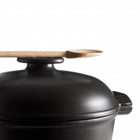 Emile Henry Small Casserole Dutch Oven 2L - Delight - Mimocook