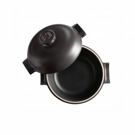 Panela de cerâmica 2L indução Delight da Emile Henry - Mimocook