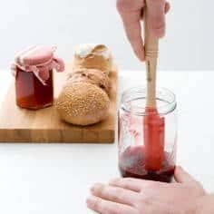 Le Creuset Silicone Professional Jar Scraper - Mimocook