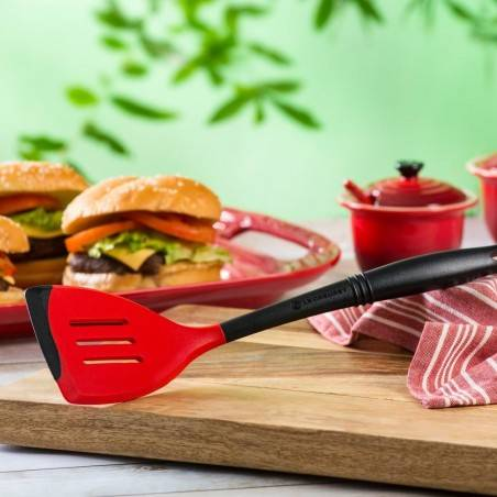 Le Creuset Silicone Revolution Slotted turner - Mimocook