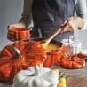 Staub pumpkin Cocotte 24 cm