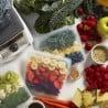 Stasher Reusable Food-Grade Platinum Silicone Sandwich Bag