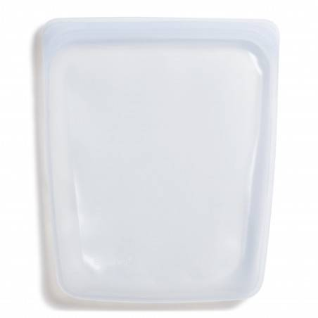 Stasher Reusable Food-Grade Platinum Silicone Sandwich Bag - Mimocook