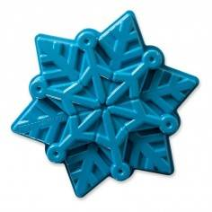 Nordic Ware Cast Snowflake cake pan - Mimocook