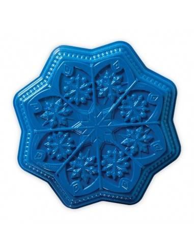 Nordic Ware Disney Frozen 2 Cast Snowflake shortbread pan