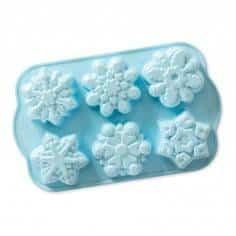 Forma Disney Frozen 2 Snowflake Cakelet da Nordic Ware