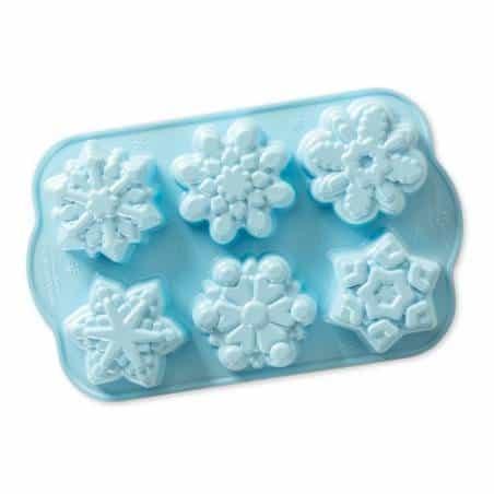 Nordic Ware Disney Frozen 2 Cast Snowflake cakelet pan - Mimocook
