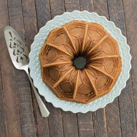 Nordic Ware Vaulted Cathedral Bundt Pan - Mimocook