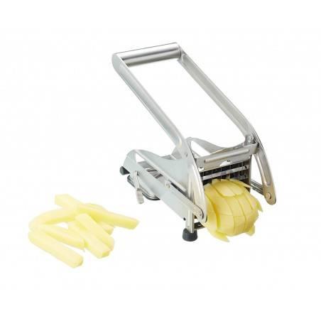 Kitchen Craft Master Class Stainless Steel Potato Chipper