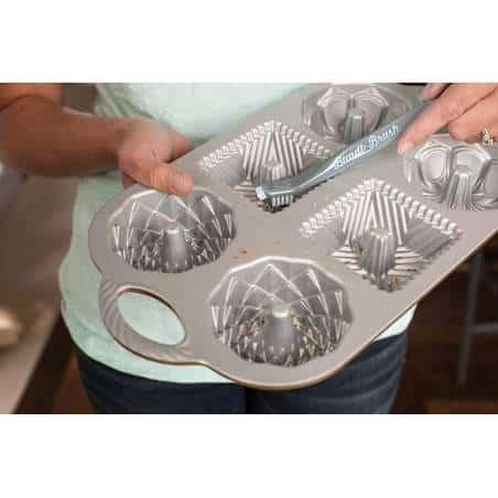 Escova para limpar formas da Nordic Ware - Mimocook