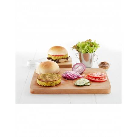 Lékué Veggie Burger - Mimocook