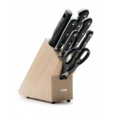 Wusthof Classic  7 pc. knife block - Mimocook