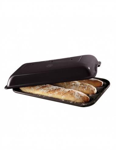 Molde para Baguettes da Emile Henry - Mimocook