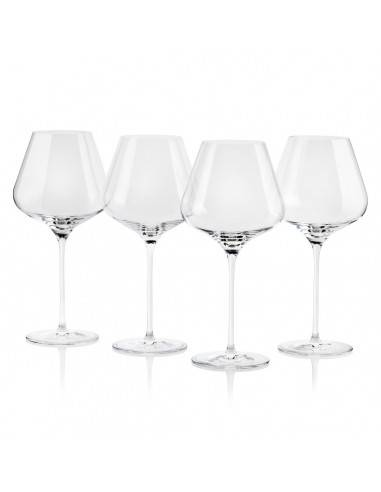 Le Creuset set of 4 Red Wine Glasses - Mimocook