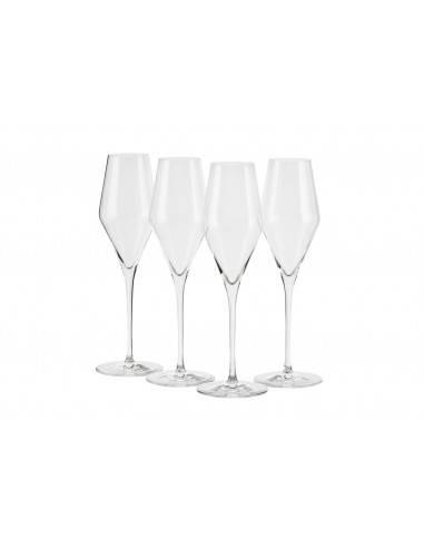 Set 4 copos de champanhe da Le Creuset - Mimocook
