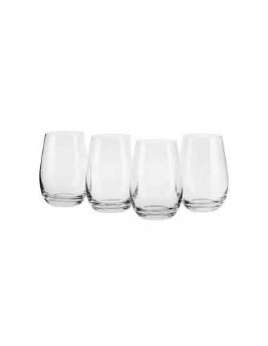 Set 4 copos de água da Le Creuset - Mimocook