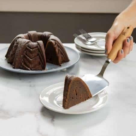 Espátula de cortar e servir bolos da Nordic Ware - Mimocook