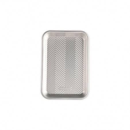 Tabuleiro Prism 25,4x17,6cm da Nordic Ware - Mimocook