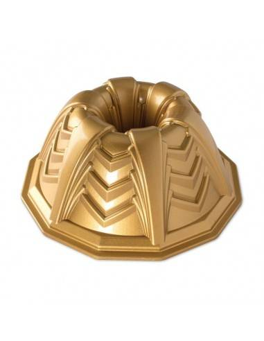 Forma Marquee Bundt Pan da Nordic Ware - Mimocook