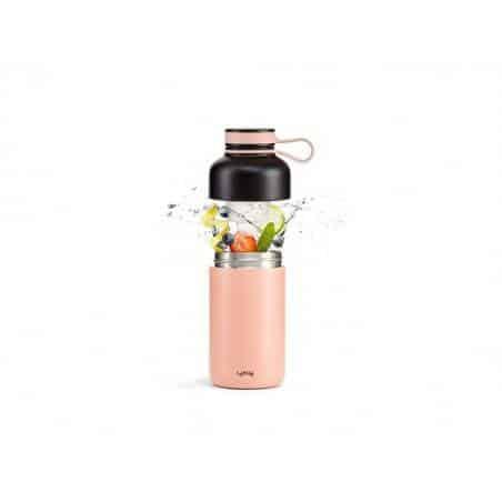 Lékué Insulated Bottle To Go 300 ml - Mimocook