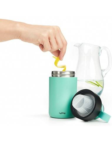 Lékué Insulated Bottle To Go 500 ml - Mimocook