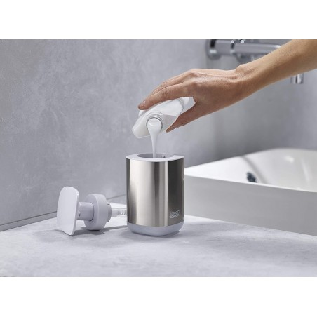Joseph Joseph  2-Piece with Toothbrush Holder and Soap Pump - Mimocook
