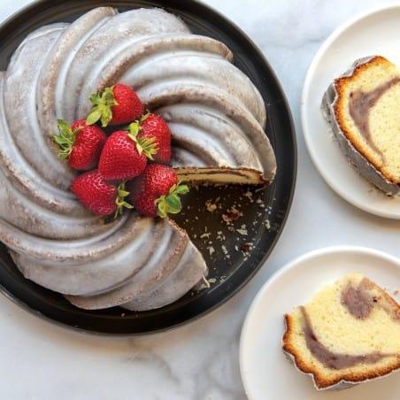 Forma Swirl Bundt Pan da Nordic Ware - Mimocook