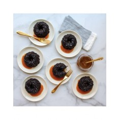 Forma Swirl Bundtlette Pan da Nordic Ware - Mimocook