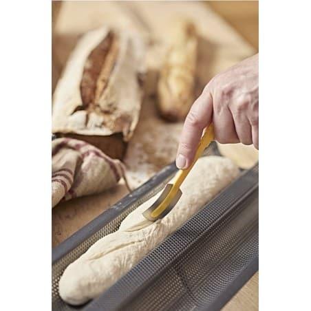 Forma perfurada para baguete da De Buyer - Mimocook