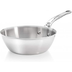 De Buyer Affinity rounded sauté-pan - Mimocook