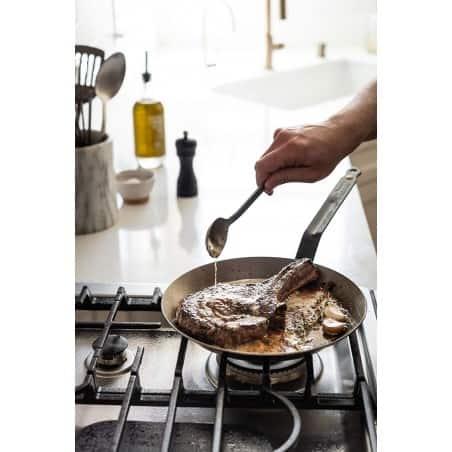 De Buyer Mineral B Element steak pan - Mimocook