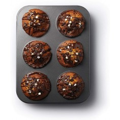 Kitchen Craft Non-stick American Muffin Pan - Mimocook