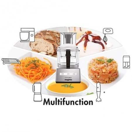 Robot de cozinha 5200XL Premium da Magimix - Mimocook