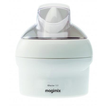 Máquina de gelados Glacier da Magimix - Mimocook