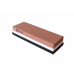 Pedra de afiar dupla com suporte 3000-8000 ICEL - Mimocook