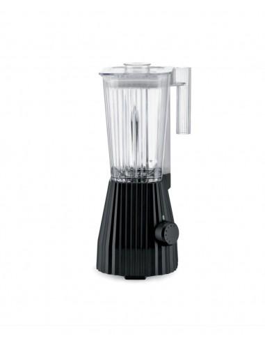 Blender Liquidificadora preta Plissé da Alessi - Mimocook