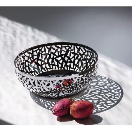 Alessi Cactus Decorated Fruit Bowl 29cm - Mimocook