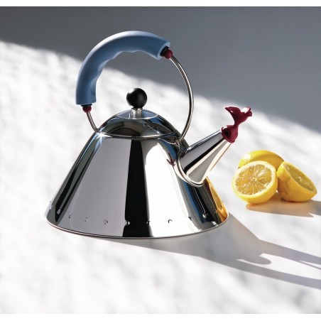 Alessi Whistle Hob Kettle - Mimocook