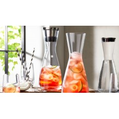 Glass carafe with pouring lid ZWILLING Prédicat - Mimocook