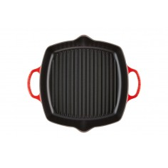 Le Creuset 30cm Cast Iron Deep Square Grill - Mimocook
