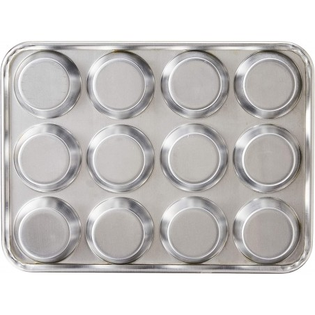 Forma para 12 muffin da Nordic Ware - Mimocook