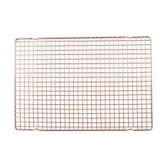 Nordic Ware 43x29cm Copper Cooling and Serving Grid - Mimocook