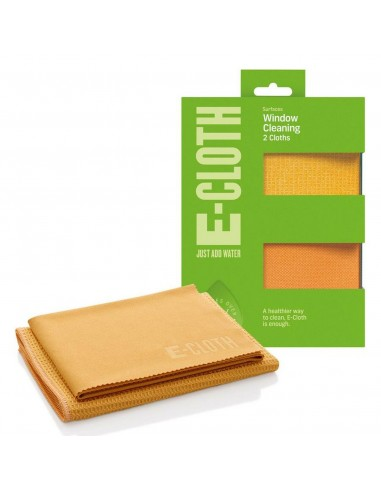 E-Cloth Window Pack 2 Cloths - Mimocook