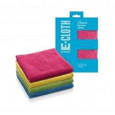 4 panos multiusos da E-cloth - Mimocook