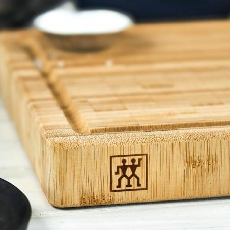 Tábua de corte em Bambu média 35x25.5x3cm Zwilling - Mimocook