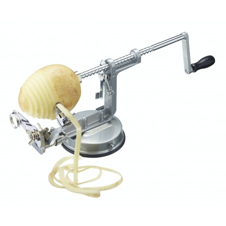 Kitchen Craft Deluxe Apple Corer and Peeler - Mimocook