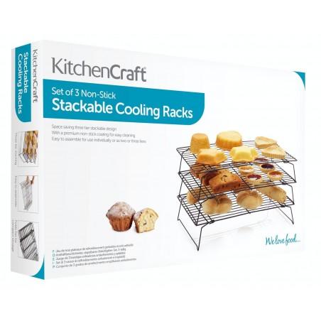 Base de refrigeración de 3 plantas Kitchen Craft - Mimocook