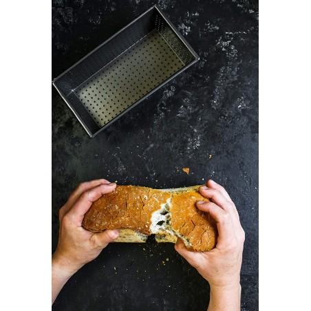 Clase magistral de forma de pan perforada en forma Kitchen Craft - Mimocook