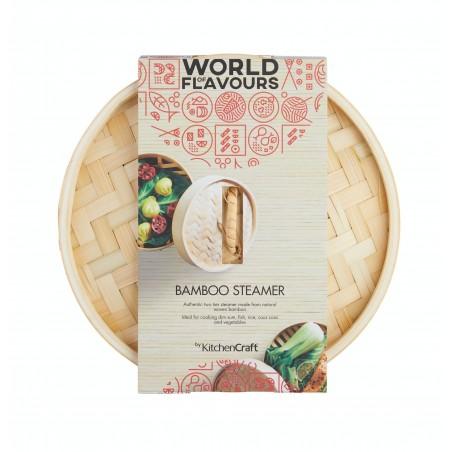 Kitchen Craft de olla de bambú - Mimocook