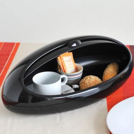 Caixa de pão Gnam da Alessi - Mimocook